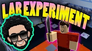 Lab Experiment gone TERRIBLY wrong in Roblox | RUN!!!