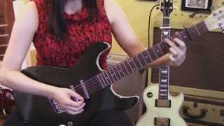 The Smiths-Please, Please, Please Let Me Get What I Want-Guitar Lesson-Allison Bennett