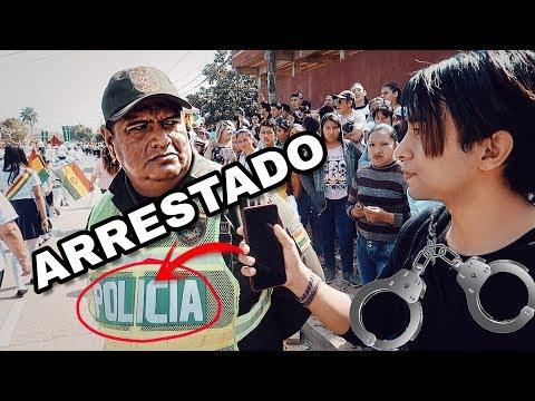Preguntas Estupidas *DESFILES* 6 agosto BOLIVIA