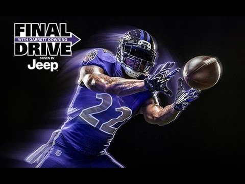 Ravens Players React To Color Rush Uniforms Final Drive Baltimore Ravens Youtube