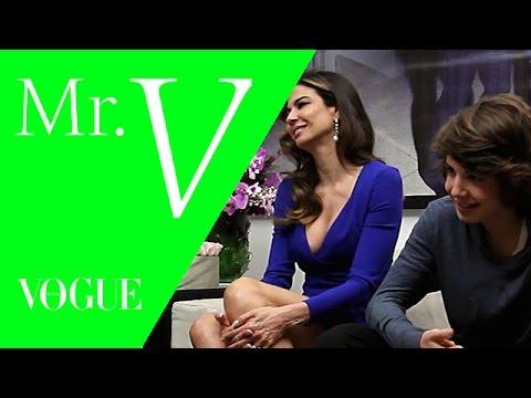 Lucas Jagger dá sua primeira entrevista ao lado de Luciana Gimenez