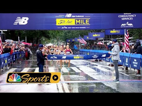 Fifth Avenue Mile 2018 womens race (FULL) I NBC Sports