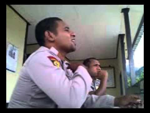 Hello Sayang_ versi papol papua 2013