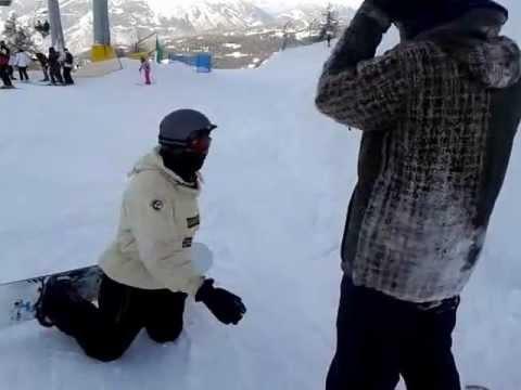 Download Snowboardin @Aprica (Smartphone Camera Fail)