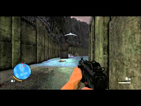 Un nivel del clásico de Nintendo 64 GoldenEye recreado en el editor de Far Cry 3