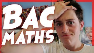 BAC MATHS - Mais Pourquoi J'ai Pris SPÉ MATHS ? - VLOG #Bac2018