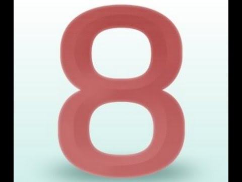 Number 8 Numerology--meet the masters