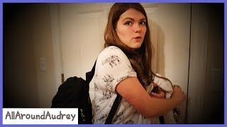 One of AllAroundAudrey's most viewed videos: Sneaking Into My House In The Middle Of The Night 24 Hours / AllAroundAudrey