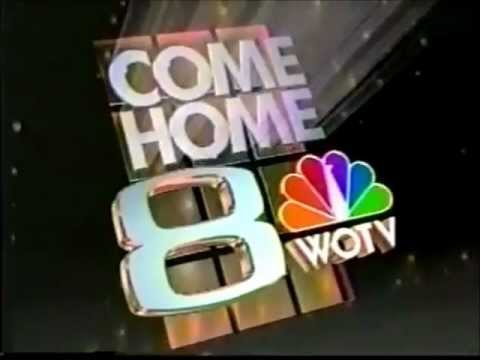 WOTV (now WOOD-TV) Ident and 11pm News open and close (1987)