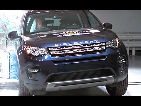 Land Rover Discovery Sport Crash Test Safety Rating 5 Stars New Lr2 Carjam Tv 2016
