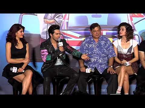 UNCUT | Judwaa 2 | Full Trailer Launch | Varun Dhawan | Jacqueline Fernandez | Taapsee Pannu
