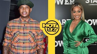 Carmelo Anthony Tries To Clean Up LaLa Rumors
