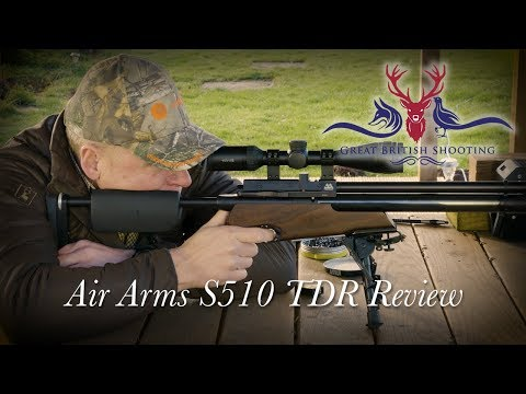 The Air Arms S510 TDR: The Ultimate Compact Sporting Air Rifle