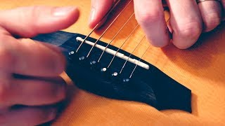 Strange Ways to Play Acoustic Guitar