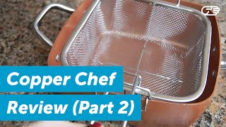 Copper Chef Follow Up Review   HighYa