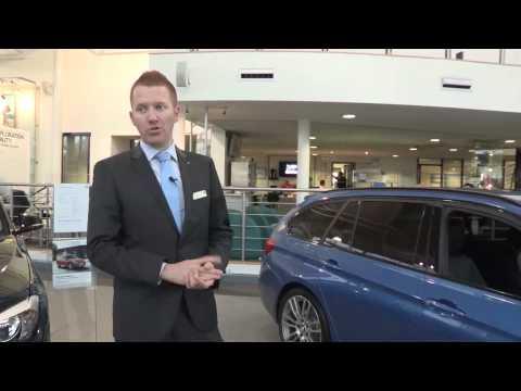 Lloyd Carlisle BMW 320d M Sport Touring Test Drive