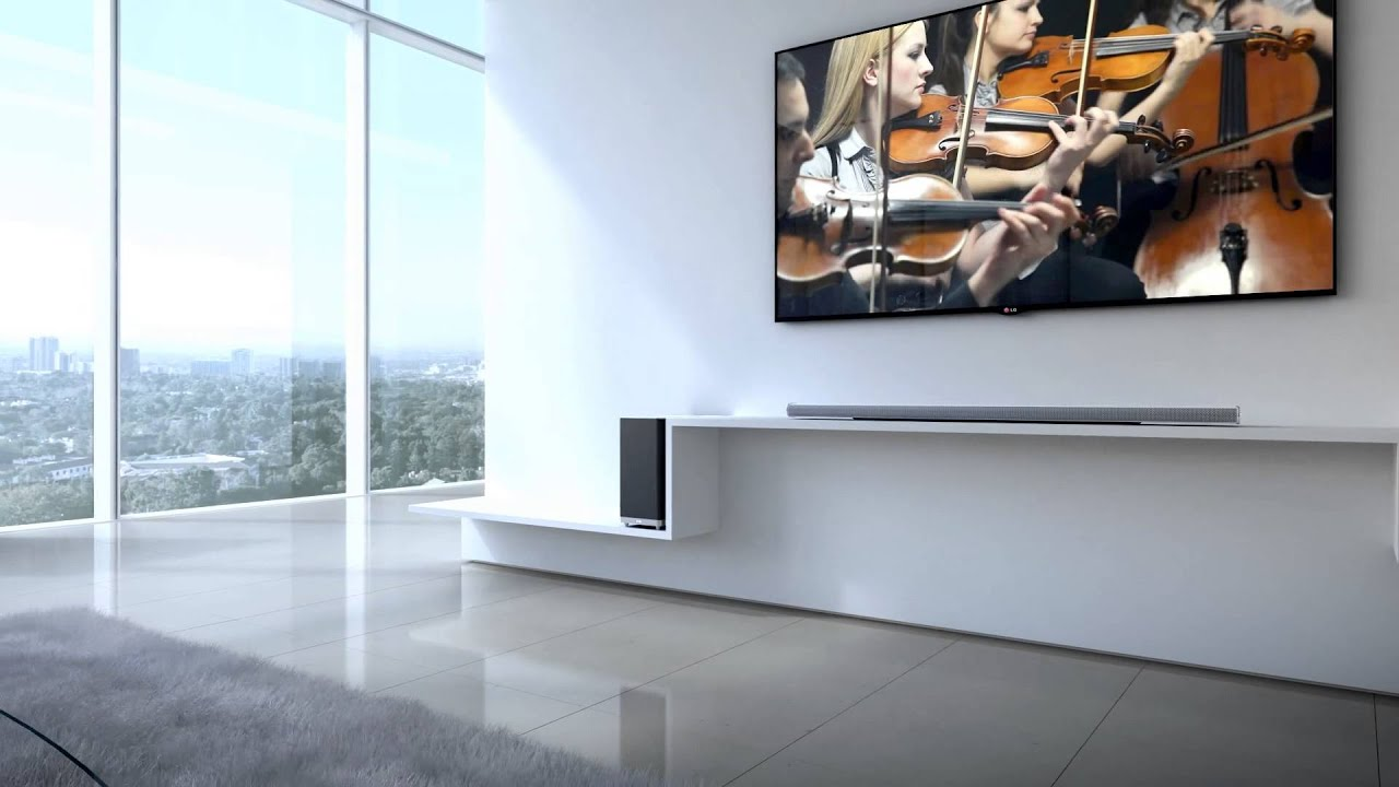LG Music Flow Product Movie - HS6