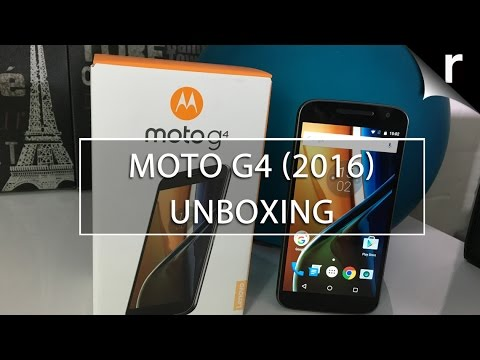 Moto G4 Unboxing & Hands-on Review: Meet the mighty 2016 Moto