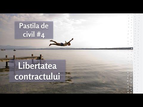 Pastila de civil #4 — Libertatea contractului (MD)