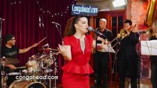 Natalie Fernandez with Zaccai Curtis & Insight perform Azabache
