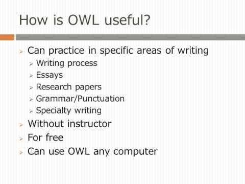 writing lab online