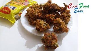 noodles pakora recipe in bangla