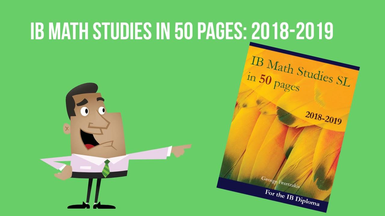 IB Math books - IB Maths Apps & Books - IB Mathematics