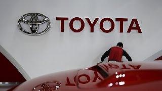 Toyota: πρώτη σε πωλήσεις - economy