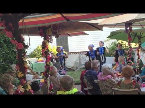 Glendale Assistance League Luau 2015