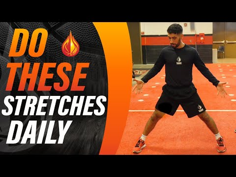 Daily Stretching Routine For Basketball Players