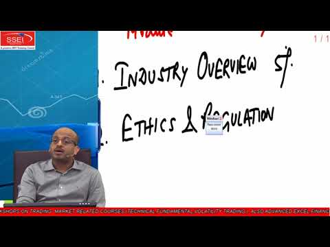 CFA Institute Investment Foundations® Program - Introductory Class by Sanjay Saraf Sir