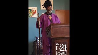 Brother Alphonse: The White Man Is Not Our Enemy Or Our Problem. Our Problem Is Consciousness.
