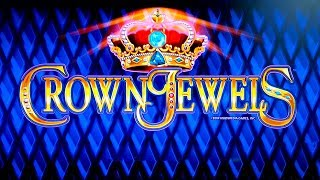 Crown Jewels Slot - NICE SESSION, ALL FEATURES!