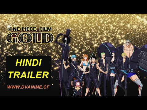One Piece Movie: Gold  Hindi Trailer [Christmas Release]  [DvTeam]