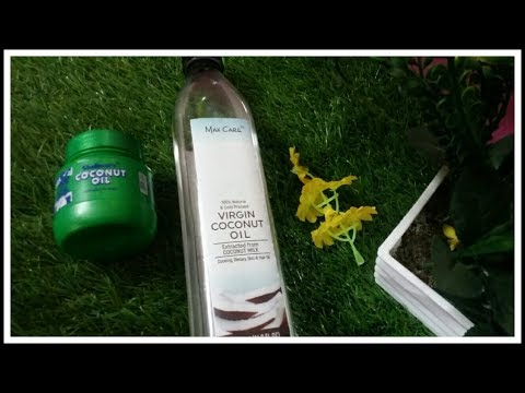 Review of Max Care virgin coconut oil