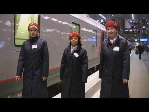 2.1.2012: MOSKWA-WARSZAWA-BERLIN-PARYŻ. TALGO. JAPOŃSKA TELENOWELA cz. IV
