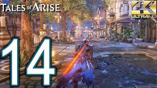 Tales of Arise PC 4K Walkthrough - Part 14 - Viscint, Training Grounds