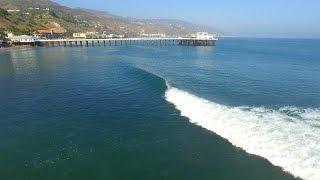Malibu Point Aerial - Inspire 1 DJI -  Full HD