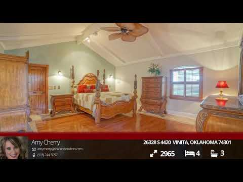 26328 S 4420Vinita, Oklahoma 74301 | Solid Rock REALTORS® | Search Homes for Sale