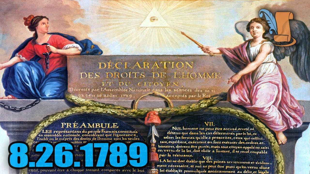 A Day In History: Declaration of the Rights of Man and of the ...