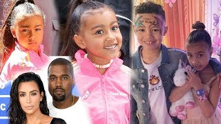 Kim Kardashian & Kanye is allowing daughter North West to date and have a boyfriend that's a rapper