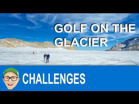 Golf on The Glacier