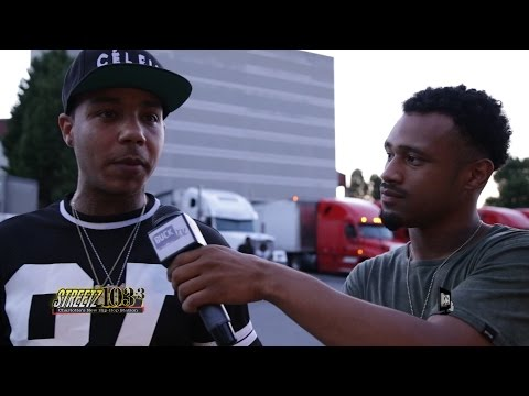 Yung Berg Hitmaka Interview with Streetz 103.3 On Buck Tv
