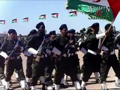 Western Sahara Army الجيش الشعبي الصحراوي