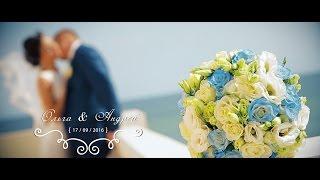 Оля & Андрей Свадьба 17 09 2016  Видеограф Бердянск