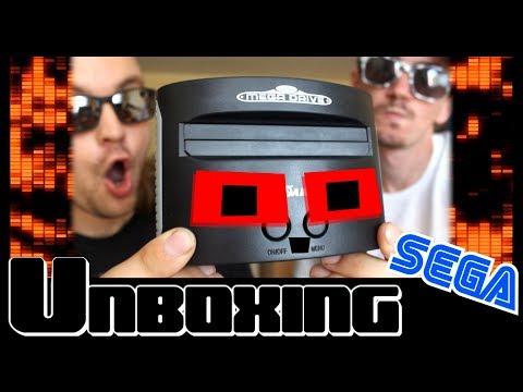 Sega Genesis Classic Game Console ( Krmelec a NIX ) CZ Unboxing thumbnail
