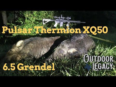 Pulsar Thermion XQ50 / 6.5 Grendel - 2 1/2 Hogs