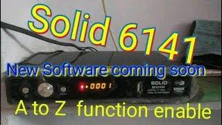 solid 6141 echolink Software Update videos, solid 6141