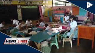 Quake drill held in Brgy. Mintal in Davao City