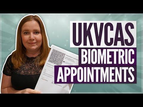 Biometrics Appointment for UK Visa (UKVCAS Process Explained)